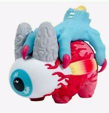 "mishka blue keep watch grip 7"" labbit new never-displayed kidrobot kozik"
