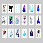 1 10 20 30 40 50 frozen elsa anna olaf temporary tattoos girls party bag fillers
