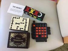 Rubiks Puzzle XV Fifteen Missing Link Cube Cuboid Dice Dominoes Job Lot Solution