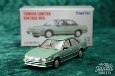 [TOMICA LIMITED VINTAGE NEO LV-N16b 1/64] NISSAN BLUEBIRD 1.8 XE ATTESA (Green)