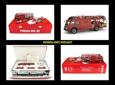 1:43 Brumm RTS02 Ferrari 156 Italian GP 1961 Race Transporter 3 Car Set RARE