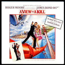 A VIEW TO A KILL - ORIGINAL SCORE - DELETED - JOHN BARRY