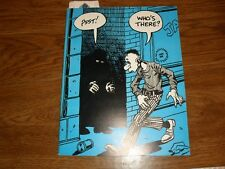 "'WITZEND"" Fanzine #8 Phil Seuling, Poe by Frazetta, Wally Wood-WizardKing  1971"