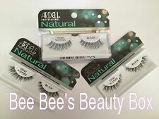 ARDELL NATURAL LASH, DEMI LENGTH EYELASHES WISPIES-DW BLACK  *****3 PACKS*****