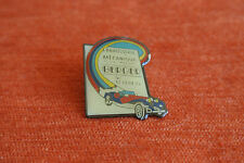 14879 PIN'S PINS AUTO VOITURE CAR CARROSSERIE MECANIQUE BERGER SAINT ETIENNE