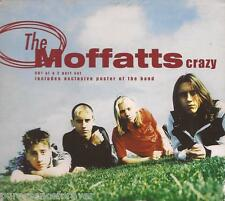 THE MOFFATTS - Crazy (UK 3 Track CD Single Pt 1/Poster)