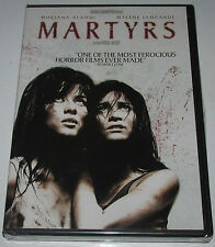 Martyrs DVD Rated R Extreme Horror Brand New