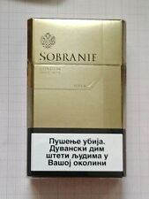 SOBRANIE GOLD FROM SERBIA FOR COLLECTIONS