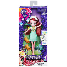 Little Pony Equestria Girls Legend My Everfree Gloriosa Daisy Muñeca of