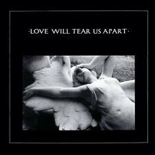 "JOY DIVISION -  LOVE WILL TEAR US APART - WHITE VINYL -12"" -  RARE"