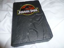 Jurassic Park in fossil case - VHS VIDEO TAPE *733