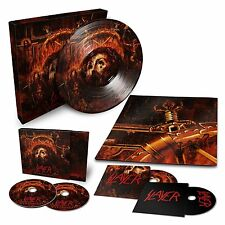 SLAYER Repentless * SEALED DELUXE BOX LP+CD+DVD+BR/CD import NB 3553-5