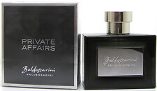 Baldessarini Private Affairs EDT 90 ml Spray Neu OVP