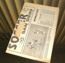 Soccer San Diego July 1990 - World Cup