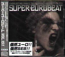 Super Eurobeat Vol.151 - Japan CD - NEW VAN T.K. MELISSA WHITE & ACE LOLITA ODA