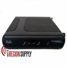CISCO EPC3000 Cable Modem Docsis 3.0 TESTED! - Fast Free Shipping!