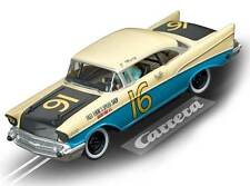 Carrera 27489 Evolution Chevrolet Bel Air Raceversion III Slot Car 1/32