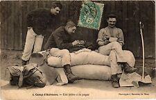 CPA  Camp d'Auvours - Une lettre á la payse    (299361)