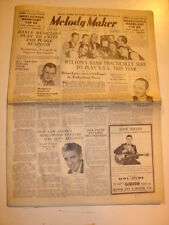 MELODY MAKER 1935 FEBRUARY 23 JACK HYLTON LOUIS ARMSTRONG LEW STONE