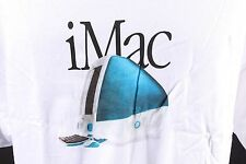 VINTAGE APPLE IMAC MACINTOSH COMPUTER RETAILER T-SHIRT DS NEW IN PACKAGE 2XL XXL