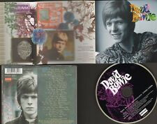 DAVID BOWIE Deram Anthology NEW CD 27 track  Space Oddity Love You Till Tuesday