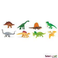 DINO FUN PACK by Safari Ltd/Good Luck Minis/DINOSAUR/t rex/spinosaurus/346222
