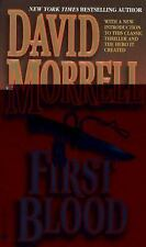 First Blood by Morrell, David