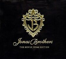Jonas Brothers: Bonus Jonas Edition Jonas Brothers Audio CD