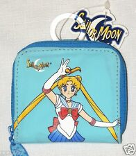 NEW WITH TAGS SAILOR MOON COIN PURSE BAG BLUE