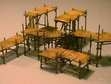 Scaffold Terrain Set for 28mm Wargaming