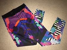 NIKE NTM X N+ TC TOUR LEGGINGS LOS ANGELES SPECIAL EDITION BNWT SIZE MED