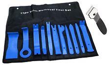 Verkleidung Zierleisten Ausbau Set Montagehebel Montagekeil + Glasschaber