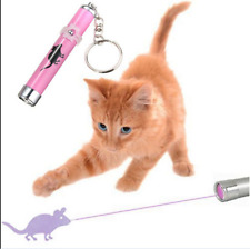 Cat Interactive led Training Funny Play Toy Projection Pen Mouse Animation
