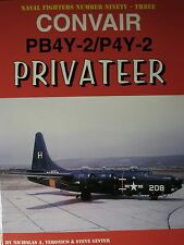 Convair PB4Y-2 / P4Y-2 Privater book Naval Fighters 93