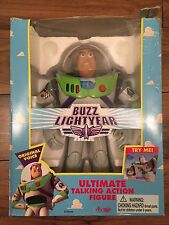 Buzz Lightyear Action Figure Toy Story 1995 Boxed Rare Disney Collectors Item
