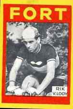 RIK VAN LOOY Cyclisme Cycling FORT Chromo card Wielrennen radsport Cyclist #9