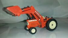 1/64 ERTL custom agco allis chalmers d19 tractor with ac loader farm toy