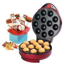 American Originals Gâteau Pop Maker Mini Cup Cakes Muffins Bundle Rouge Cook Party