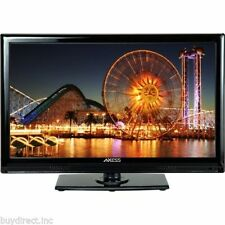 "NEW AXESS 22"" LED AC/DC TV FULL HD HDMI USB DIGITAL/ANALOG TUNER REMOTE CONTROL"