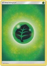 4 x Grass Energy 2017 (Sun & Moon) - Common - Near Mint