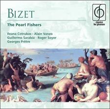 Pearl Fishers, New Music