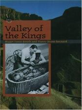 The Valley of the Kings (Digging for the Past)-ExLibrary