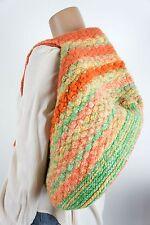 Tasche Henkeltasche * Einkaufsshopper * Handmade Unikat * Orange @DieKleiderei
