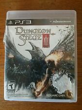 Dungeon Siege III (Sony Playstation 3, 2011) Complete, tested.