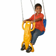 Swing Set Parts Rider Glider Horse Swing Seat Swing Slide Playground Equipment