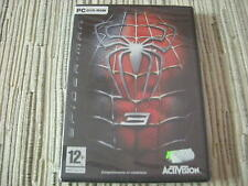 PC SPIDER-MAN 3 SPIDERMAN 3 NUEVO Y PRECINTADO