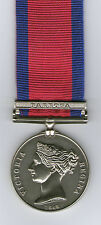 Military General Service Medal 1848 1 Clasp Copy