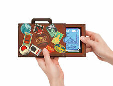 Luckies Luggage Labels - Travel labels/ identify your luggage easily