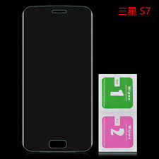 Full Cover Curved Tempered Glass Screen Protector Film For Samsung Galaxy S7