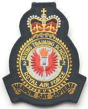 Royal Air Force No.2 Escuadrón Fuerza Aérea Real Militar Parche Bordado Oficial